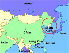 Ccop epf the korean peninsula extends southward from the northeast part of the asian continent between 33 degrees and 43 degrees north latitude and 124 degrees and gumiabroncs Gallery